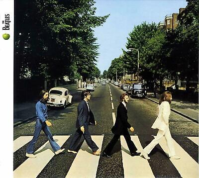 The Beatles - Abbey Road (Cd 2009) Remastered...new, Fast Post