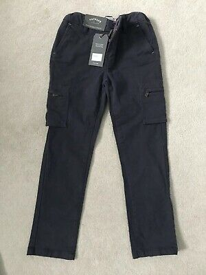BNWT Fat Face Girls Carrie cargo trousers Age 8