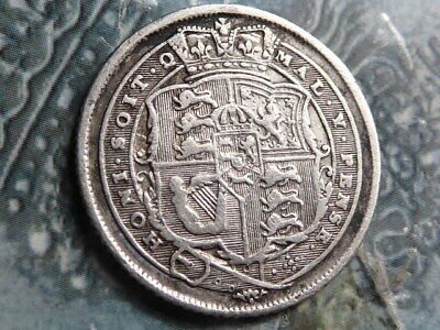 sixpence coin 1816 l1