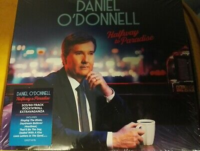 Daniel O'Donnell - Halfway To Paradise CD