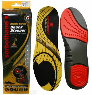 Sorbothane Double Strike Insoles RRP £19.99
