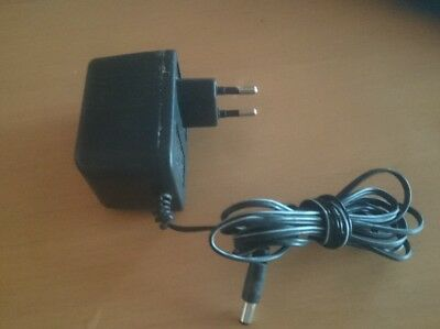 Cargador ac/dc adaptor charger ahead model Jaa 12800e - 12V / 800mA (86803)