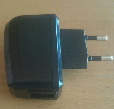 Cargador ac adaptor Model model travel charger A12 - Dc 5V - 700mA  (dos)