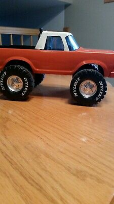 Used Ford Bronco >> Nylint Used Ford Bronco Pickup Truck Pressed Steel Toy