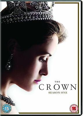The Crown: Season One (DVD, 2017) New and Sealed