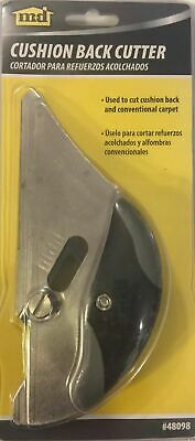 M-D Building Products #48098 Cushion Back Cutter Carpet Installation Tool New