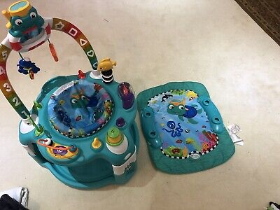 Baby Einstein 2 in 1 Lights Sea Gym & Saucer