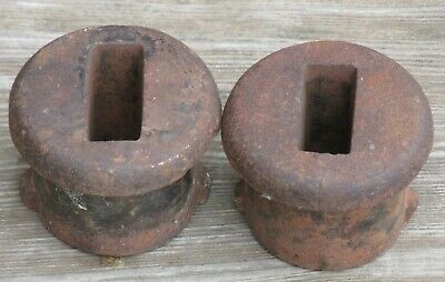Vintage Windmill Pump Bushings Red Jacket Dempster Others?