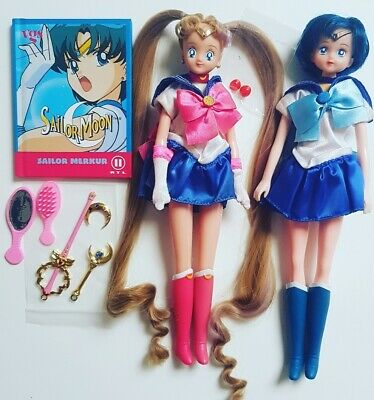 Sailor Moon Doll Bandai Vintage