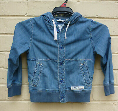 COUNTRY ROAD ligtweight boys jacket Size 5