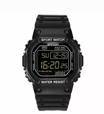 Orologio Uomo Polso Shock Sport Digitale Watch tipo Casio mud