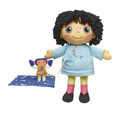 Playskool Moon And Me Goodnight Pepi Nana 34 Cm Talking Stuffed Toy Plush Doll F