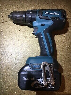 Makita dhp459 combi driver + 3.0ah battery
