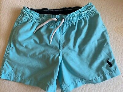Boys Polo Ralph Lauren Age 4 Swim Shorts - Superb Condition