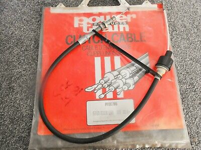 QCC1206 New Clutch Cable Ford Cortina 2300 V6 MKIV 8//1979-1982