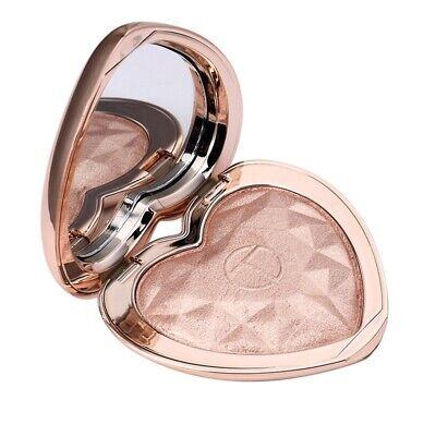 Face Powder Multi-color Heart Shaped Facial Makeup Powder Natural Concealer New