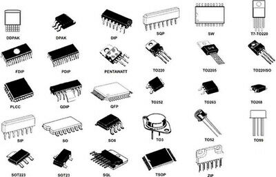 TIANMA MICROELECTRONICS TM0404AAA6 Integrated Circuit Original Parts Quantity-1