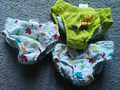 Mothercare washable Potty Training Pants Age 3 - 4 years, 3 Pairs