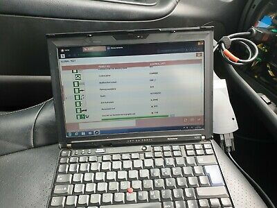 LEXIA 3 PP2000 Diagnostic Laptop for Citroen Peugeot DIAGBOX v9.23-LAPTOP  ONLY