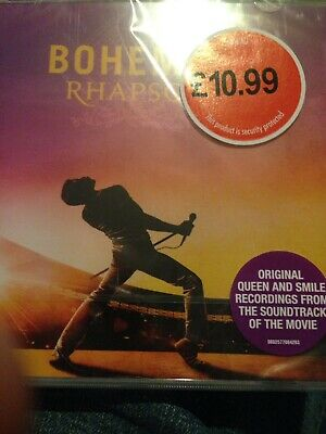 Queen - Bohemian Rhapsody The Original Soundtrack CD - NEW And Sealed