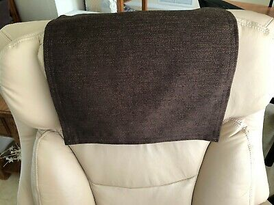 Magnificent Chair Head Rest Cover Recliner Furniture Protector Black Evergreenethics Interior Chair Design Evergreenethicsorg