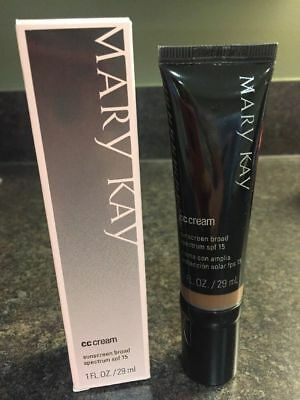 Mary Kay CC Cream - VERY DEEP   NIB