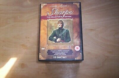 Sharpe: The Complete Series (Collector's Edition) 15 Disc Box Set
