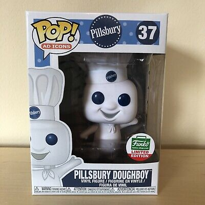 Funko Pop! Pillsbury Doughboy #37 Funko Shop Exclusive IN HAND Ready to Ship