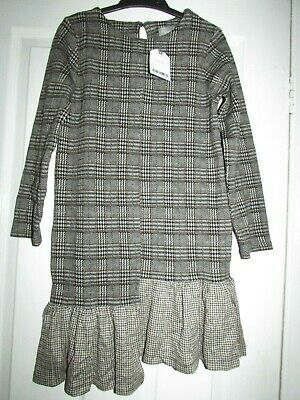 girls lovely tartan patterned dress from Next age 9yrs,BNWT,RRP £19