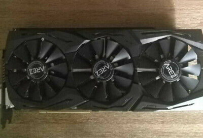 ASUS Radeon VEGA 56 AREZ Strix Gaming OC 8GB