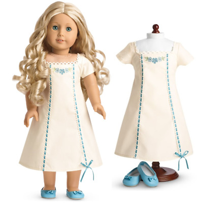 American Girl FANCY DRESS retired gown shoes G1514 Marie Grace Cecile NO DOLL