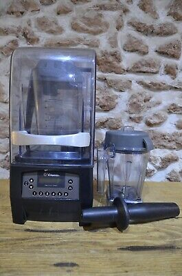 Vitamix 'The Quiet One' commercial Blender - PLUS two Jugs & Tamper