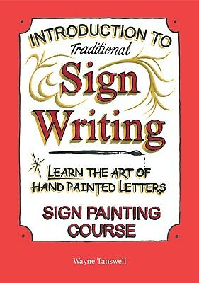 Sign Writing Book