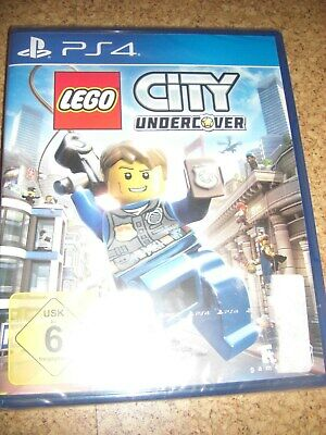 LEGO City Undercover (Sony PlayStation 4, 2017, DVD-Box)