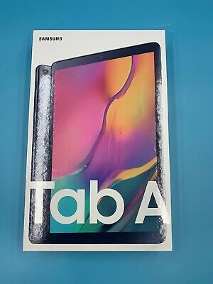 Samsung SM-T510NZKAXAR Galaxy Tab A 10.1 32 GB Wifi Tablet Black 2019 NEW
