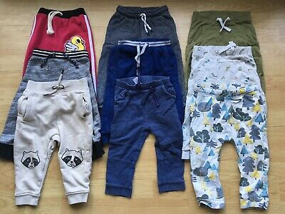 Used Bundle Baby Boys 12-18 Months Bottoms