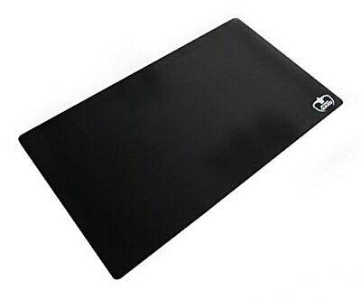 Ultimate Guard 61 x 35 cm Monochrome Play Mat Black