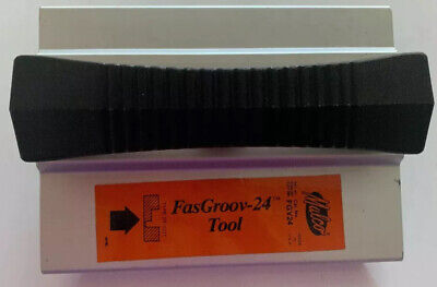 Malco Made In U.S.A. FasGroov-24 & FasGroov V-Tool. Air Duct Installation tools
