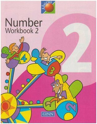 Abacus Year 2 Workbook Number 2 by Ruth Merttens, Dave Kirkby (Paperback,