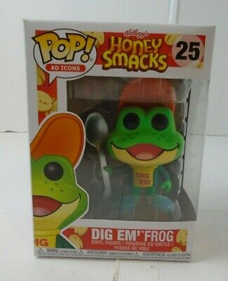 Funko - POP! Ad Icons - Dig Em' Frog Brand New In Box 25
