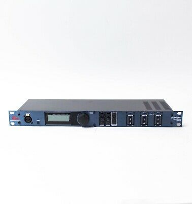 dbx DriveRack PX Powered Speaker Optimizer with Feedback Suppression