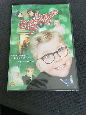 A Christmas Story (DVD, 2007)**BRAND NEW, Sealed!!**