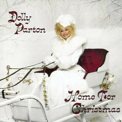 Home for Christmas by Dolly Parton (CD, Jun-2002, Sony Music) *NEW* *FREE Ship*