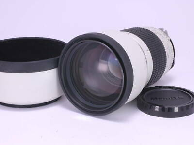 Mamiya 645 APO A 200mm F/2.8 MF Camera Lens Tested Working Used