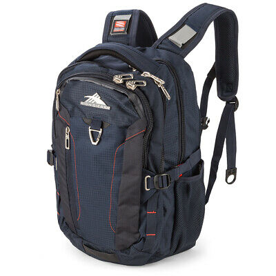 NEW High Sierra Tephra Backpack Midnight Blue