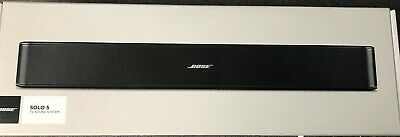 Bose Solo 5 TV Sound System Sound Bar and Bluetooth Speaker