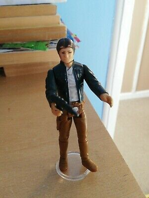 vintage star wars Han Solo Figure Bespin Outfit ( ref D128)