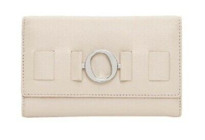 OROTON WALLET ORNAMENT HIGHFOLD IVORY Purse RRP$195 Clearance Sale