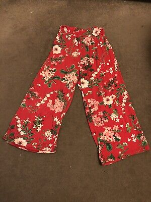 Next Girls Trousers 11 Years