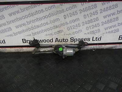 Fiat 500 2010 MK1 Front Wiper Motor and Linkage